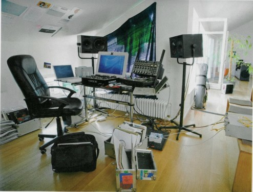 Workspaces of some famous djs on the german circuit posted