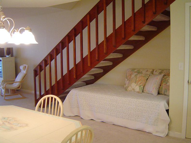 Dreams homes interior design luxury ideas for that space for Using space under stairs