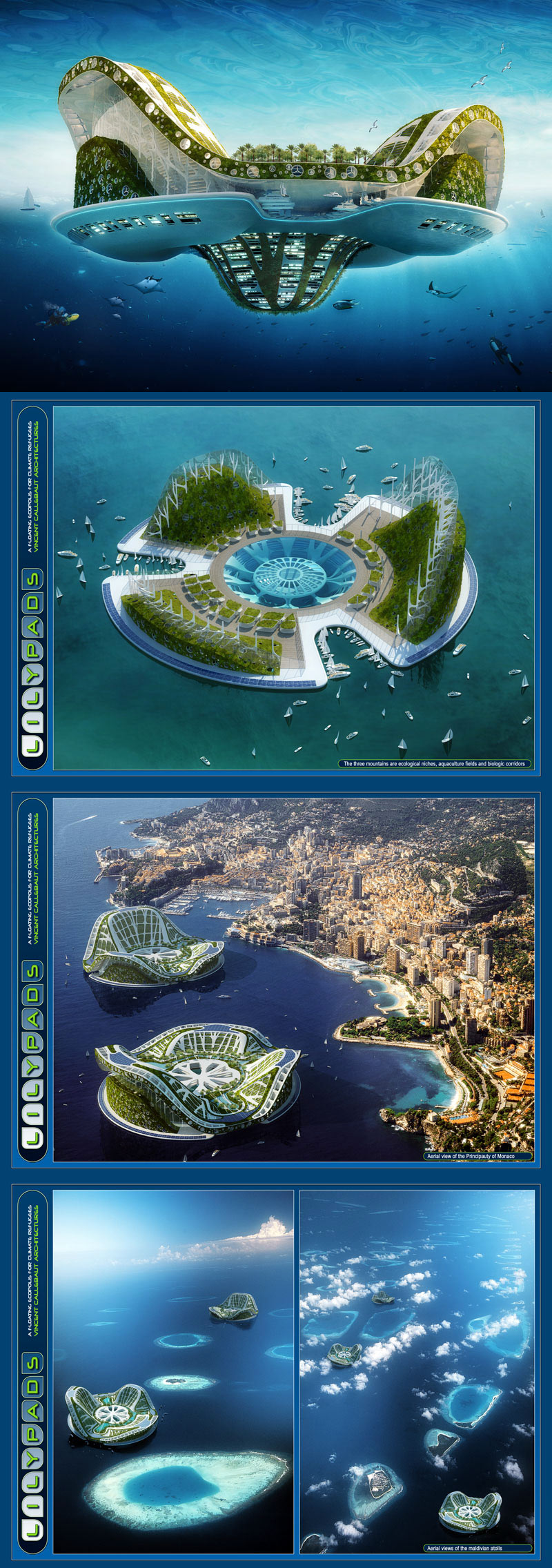 Architects Like Vincent Callebaut Really Push Imagination And