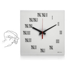designer clocks