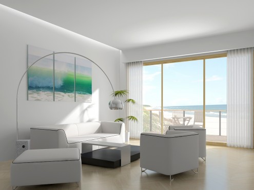 Beach House Design on Beach House Interior By Outboxdesign