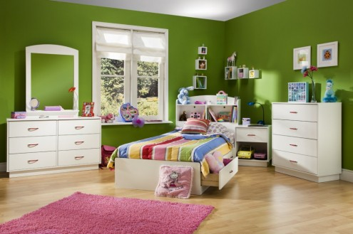 kids room interior furniture