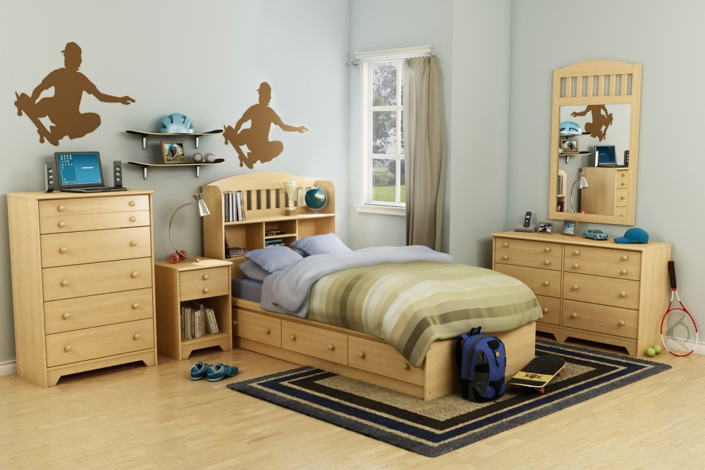 Ideje za deciju sobu for Bedroom designs middle class