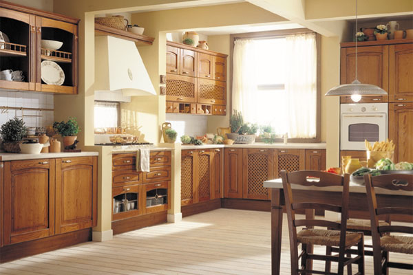 Traditional Italian Kitchens