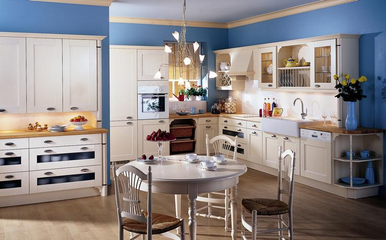Home Sweet Home French Country Kitchens