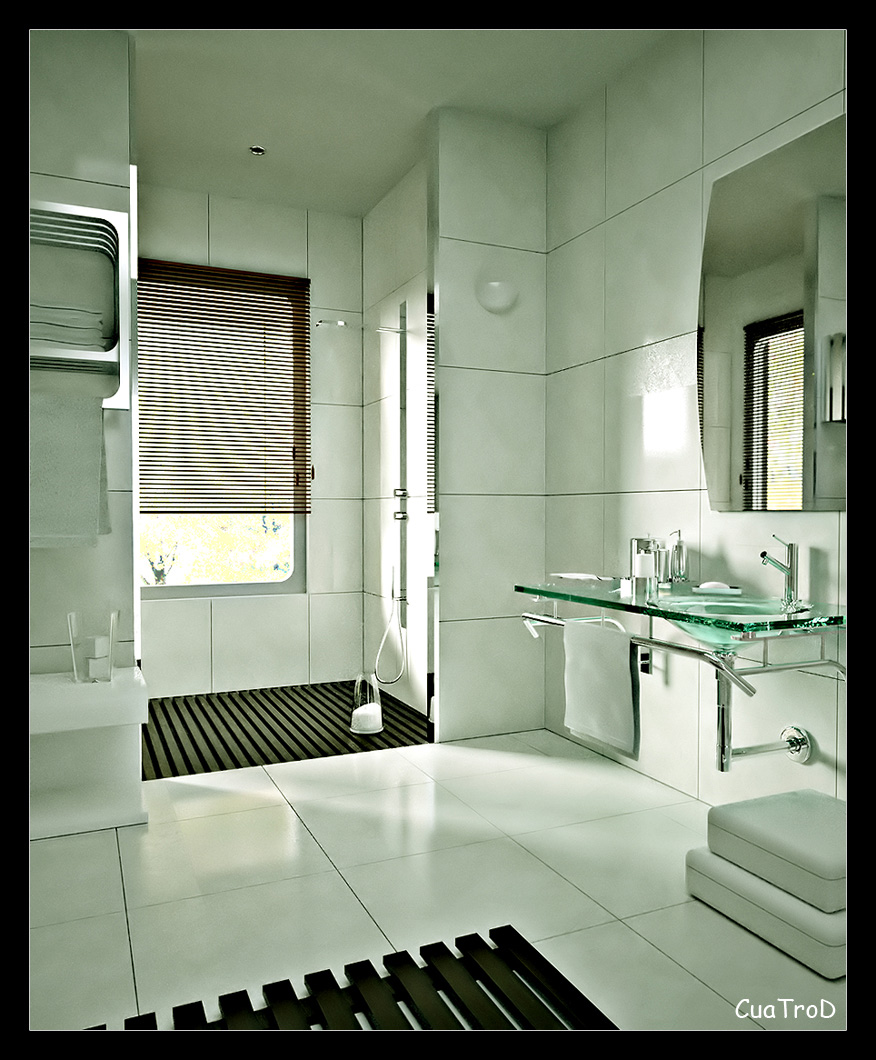 Bathroom design ideas for Bathroom closet remodel