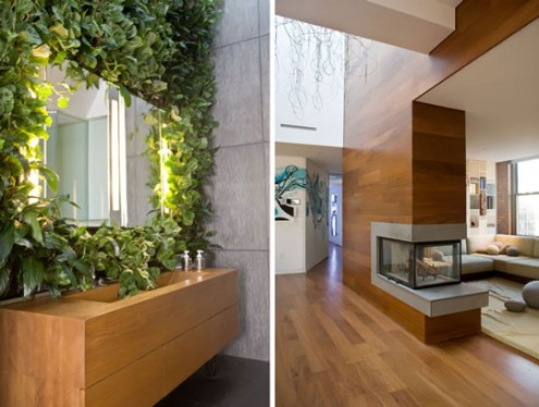 Indoor Garden Designs For Apartement