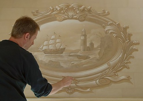 3d painting