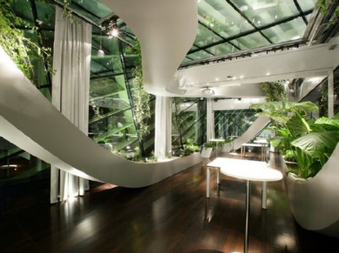 Indoor Gardens | Furniture Design Ideas, Styles & Trends. Ultra ...