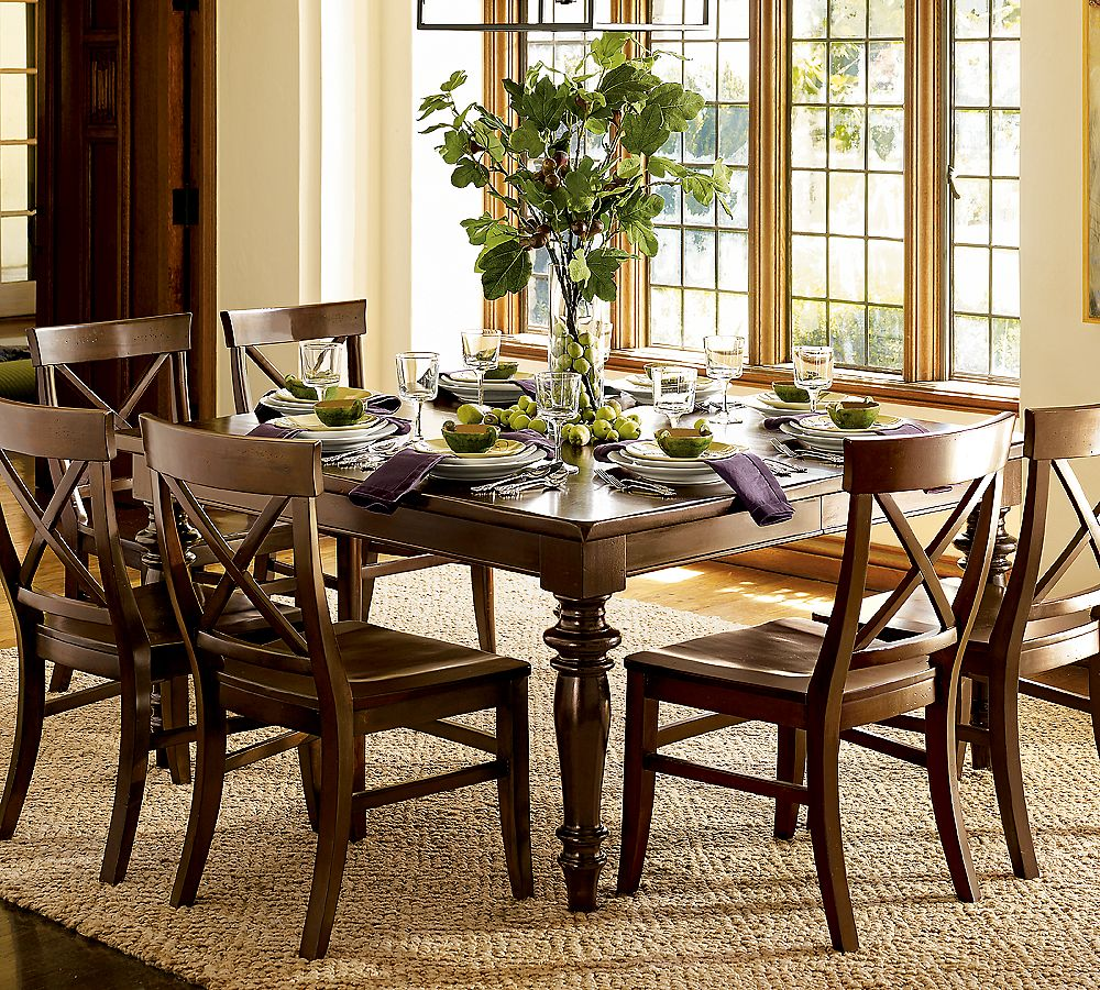 Dining room design ideas for Dining room table setup ideas