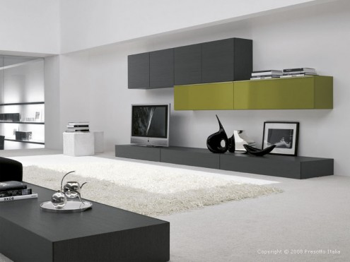 Modern Living Rooms Italian Designs Colection 3