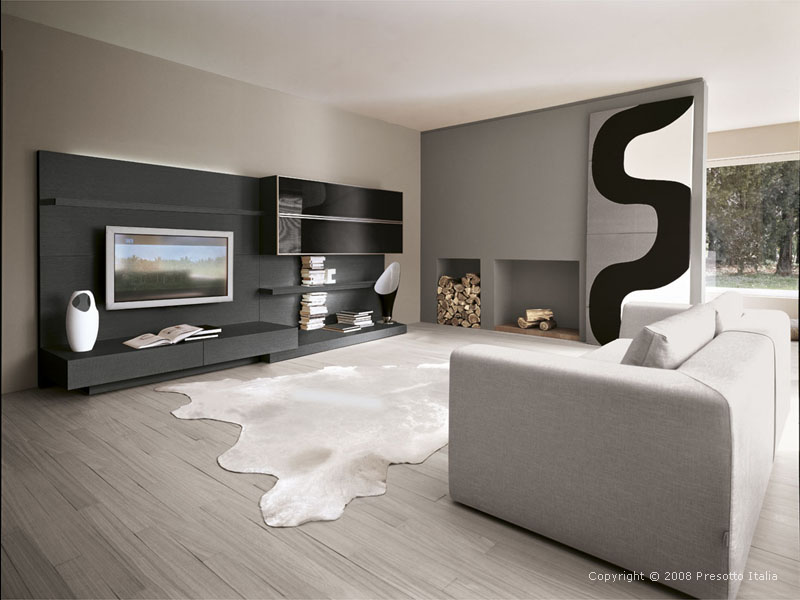 Remarkable Modern Gray Living Room 800 x 600 · 71 kB · jpeg