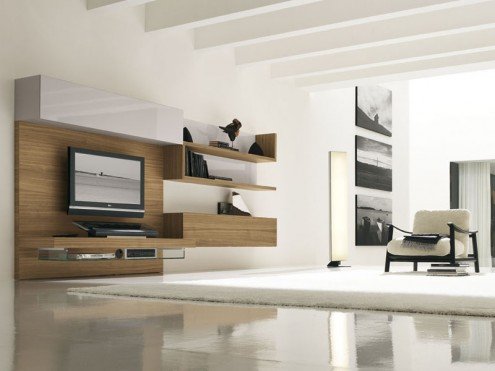 Modern Living Rooms Italian Designs Colection 1