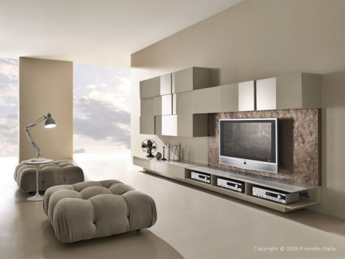 Modern Living Rooms Italian Designs Colection 2