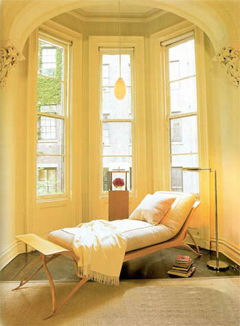 Reading Nook Near Window