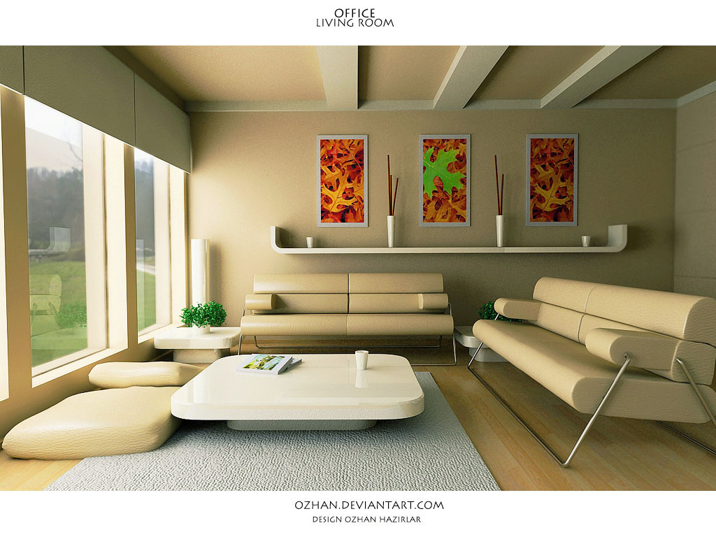 Living room design ideas for Pictures of living rooms