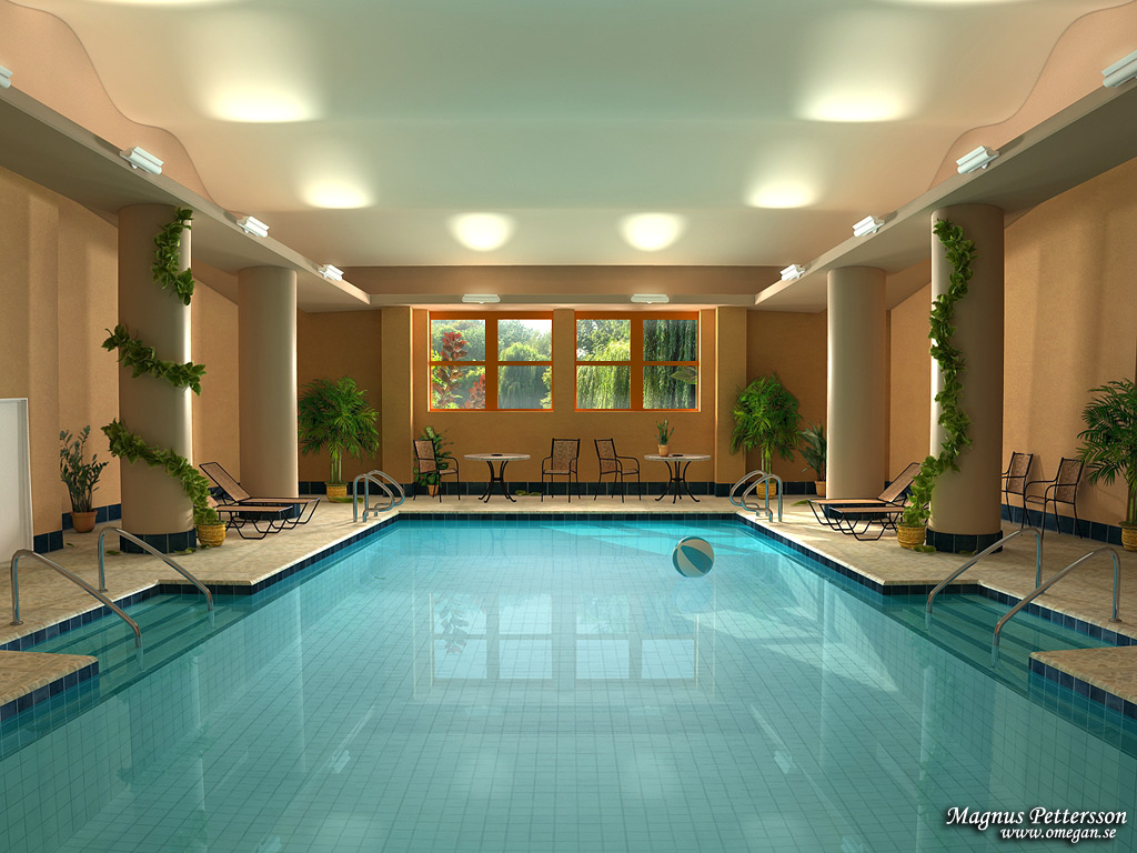 Indoor pools for Best home swimming pools