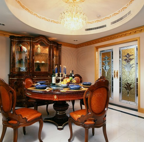 Popular Dining Rooms From The Orient