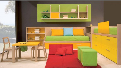 Childrens Bedroom on Childrens Bedroom Furniture