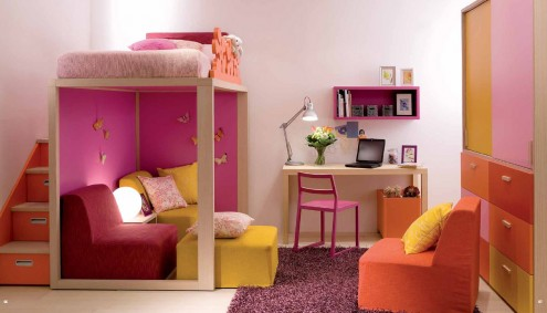 Kids Room Interior Design on Kids Room Design Furniture Is Not The Only Aspect Of A Kids Room That