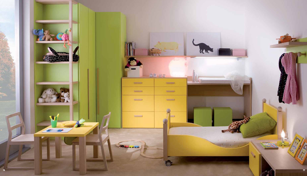 Kids room design ideas for Designer childrens bedroom ideas