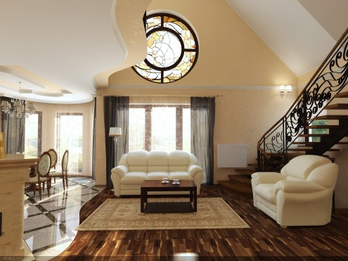 New Classic Interior Designs
