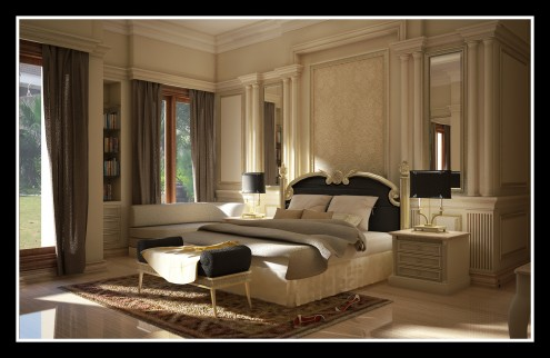Interior  Room Design on More Classic Interior Designs