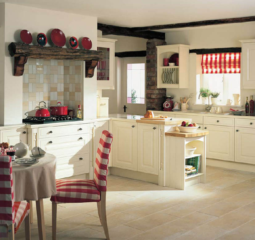English Country Style Kitchens Kitchen Accessories