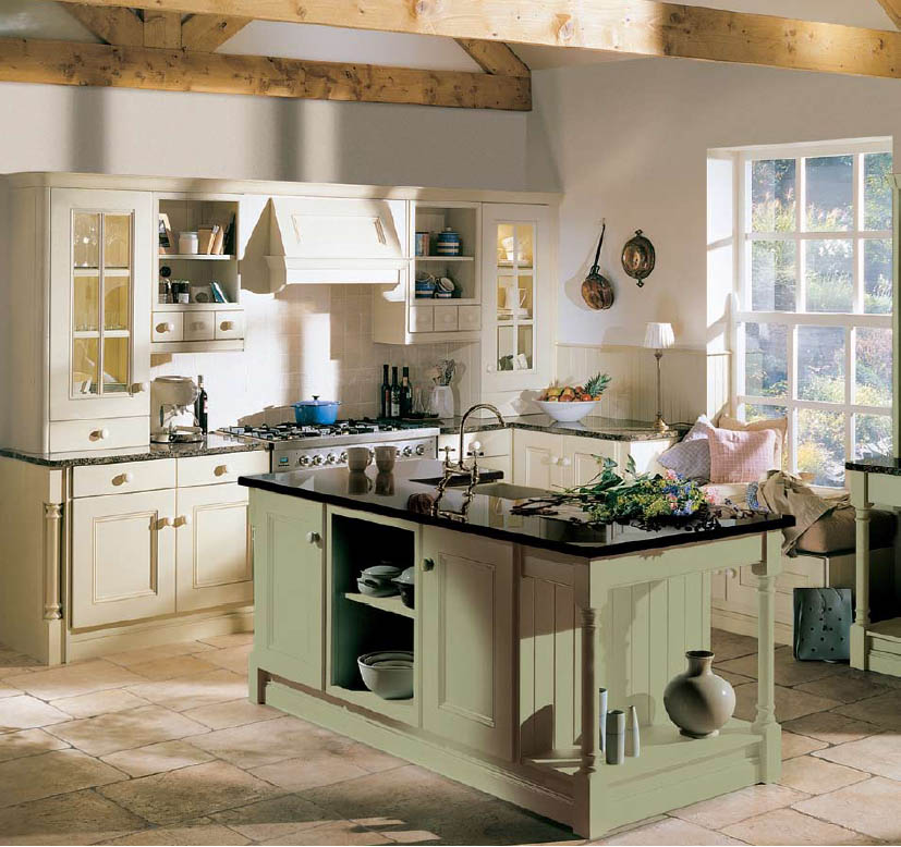 Outstanding Country Style Kitchens 827 x 778 · 138 kB · jpeg