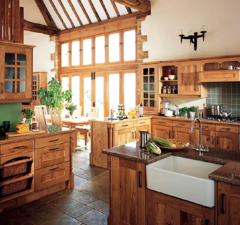 Perfect Country Style Kitchens 827 x 778 · 157 kB · jpeg
