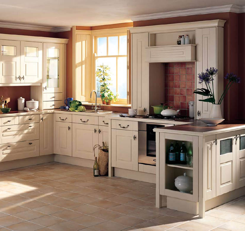 Home Decorating Design: Country Kitchen Designs Layouts
