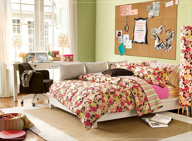 Kamer Muur Pimpen : Teen Bedroom Bulletin Board Ideas