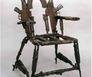 gun-chair