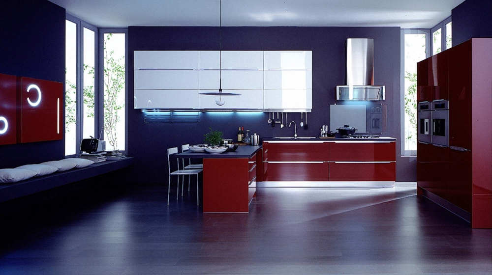 Modern italian kitchens for Modern italian design