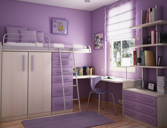 Inspirational Ideas To Decorate Your Study Rooms