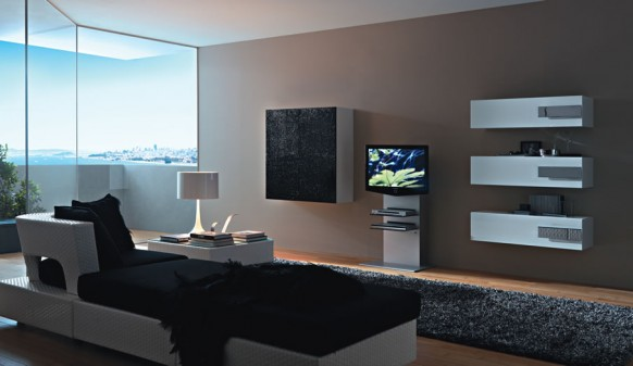 awesome wall unit