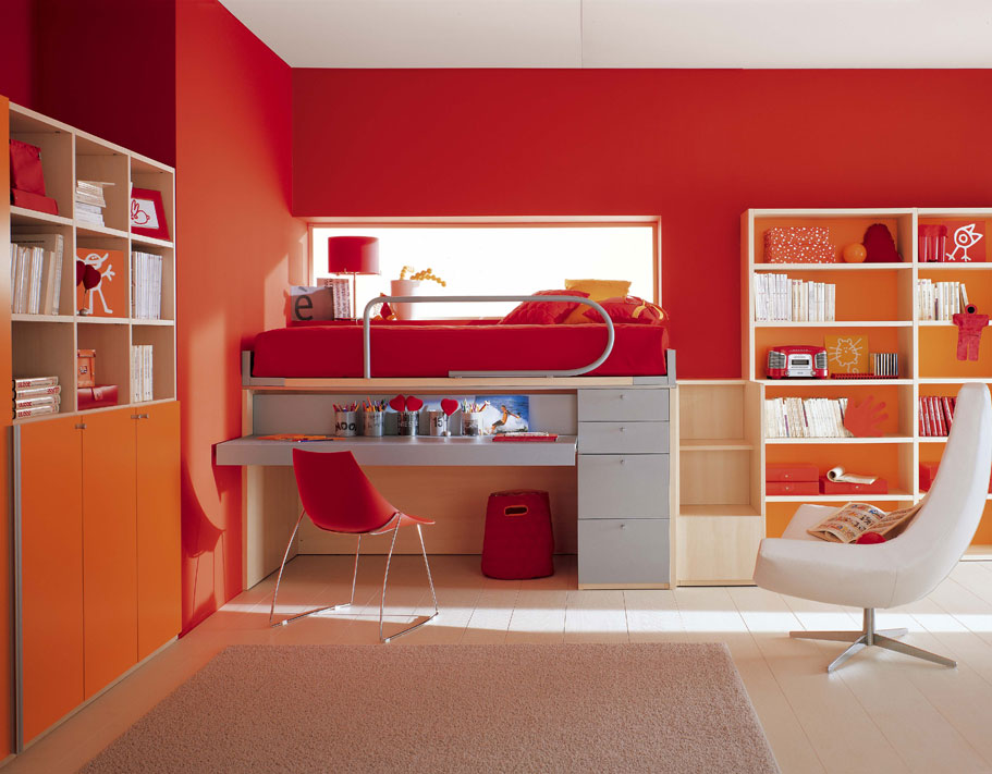 Study childrens room