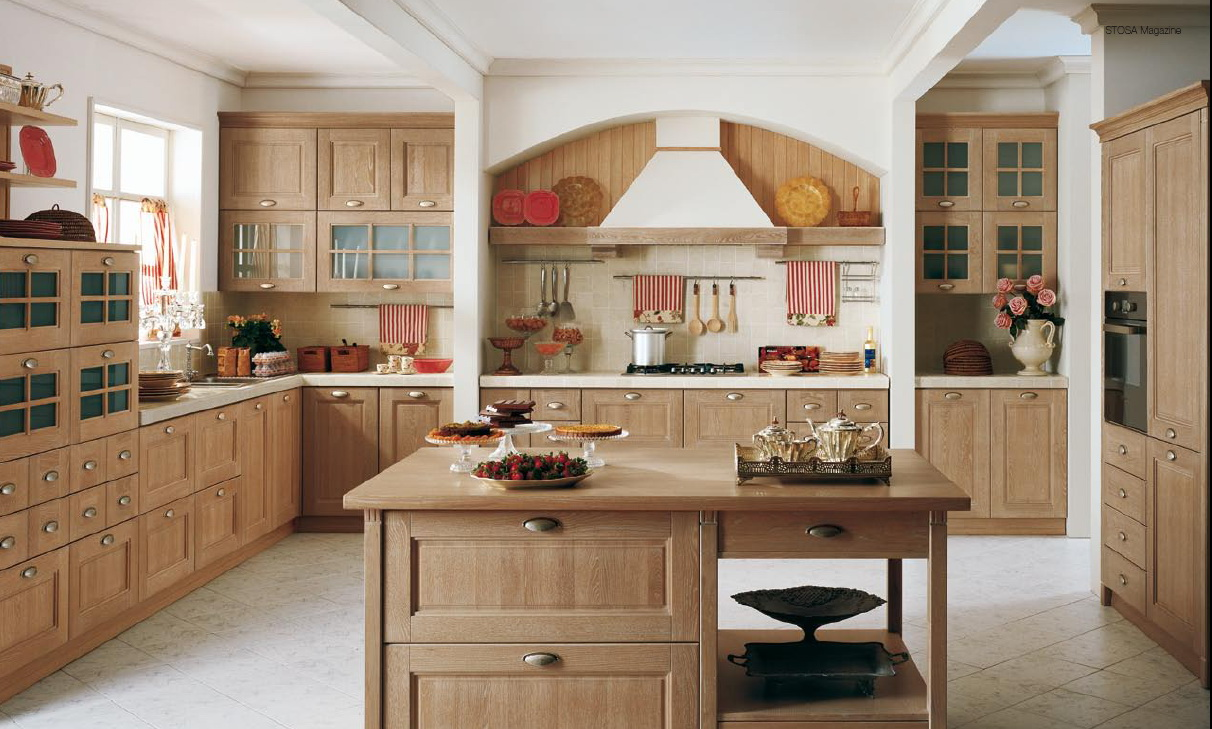 Impressive Country Kitchen with Oak Cabinets 1212 x 729 · 279 kB · jpeg