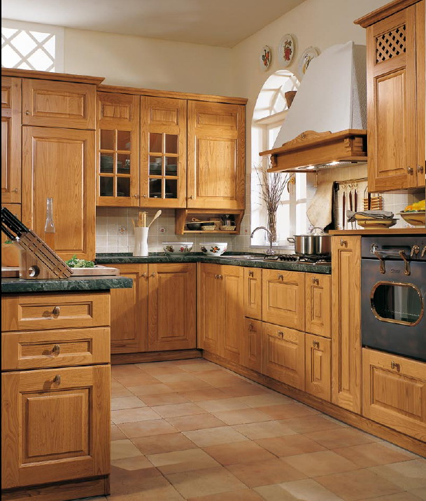 Classical style kitchens from stosa for Italian kitchen pics
