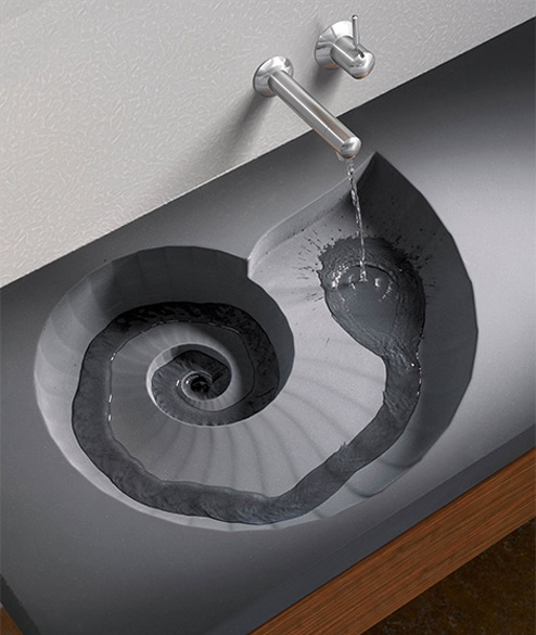������� ����� ..!! hightech-washbasin-ammonite.jpg