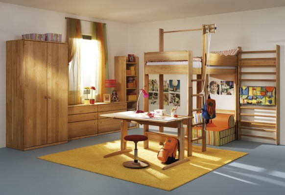 Awesome kids room furniture 5