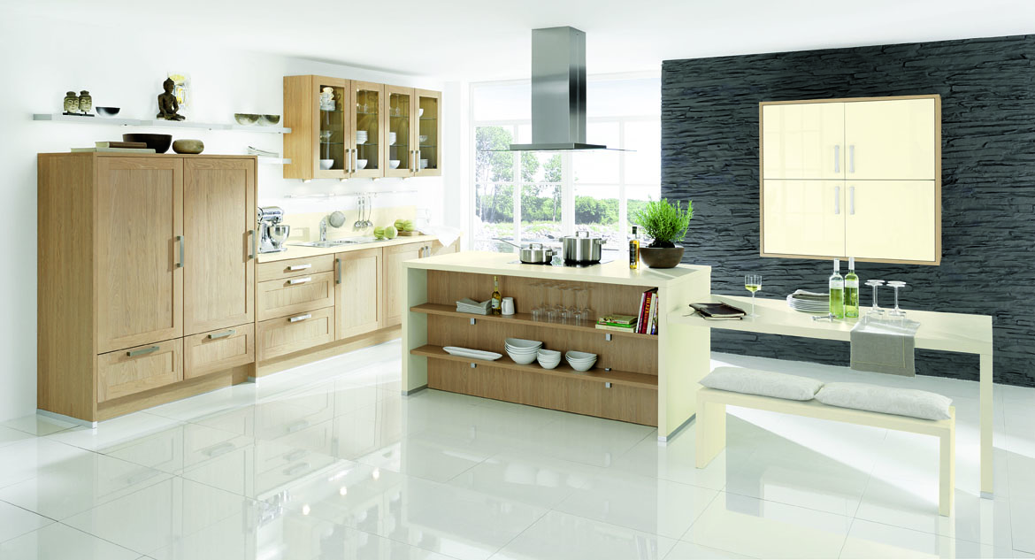 types of kitchens alno