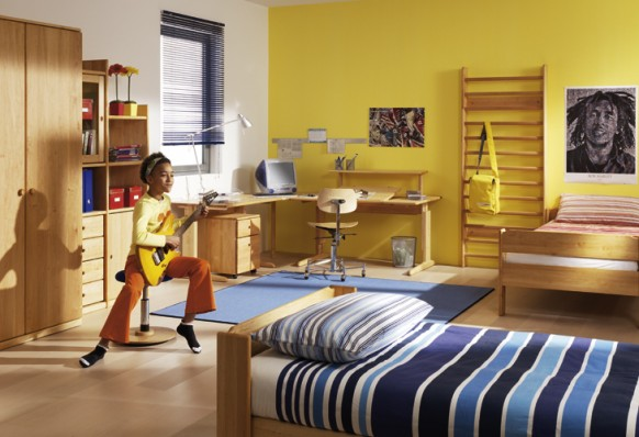 Imaginative kids room furniture 3