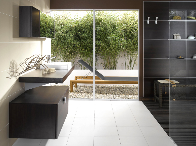 Modern bathroom designs from schmidt for Modern bathroom ideas
