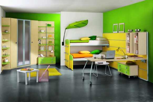 modern-kids-room-green