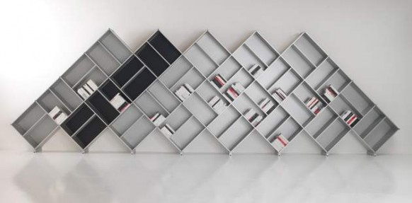 sensational modular bookcase
