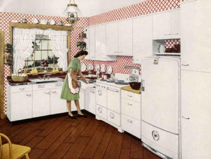 1940s st.charles kitchen