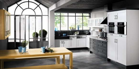 French Kitchen Maker From Mobalpa