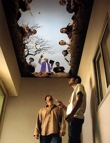 creative ceiling design