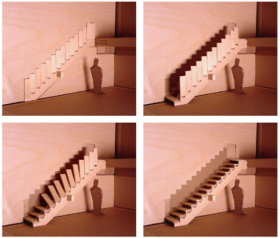 foldable staircase